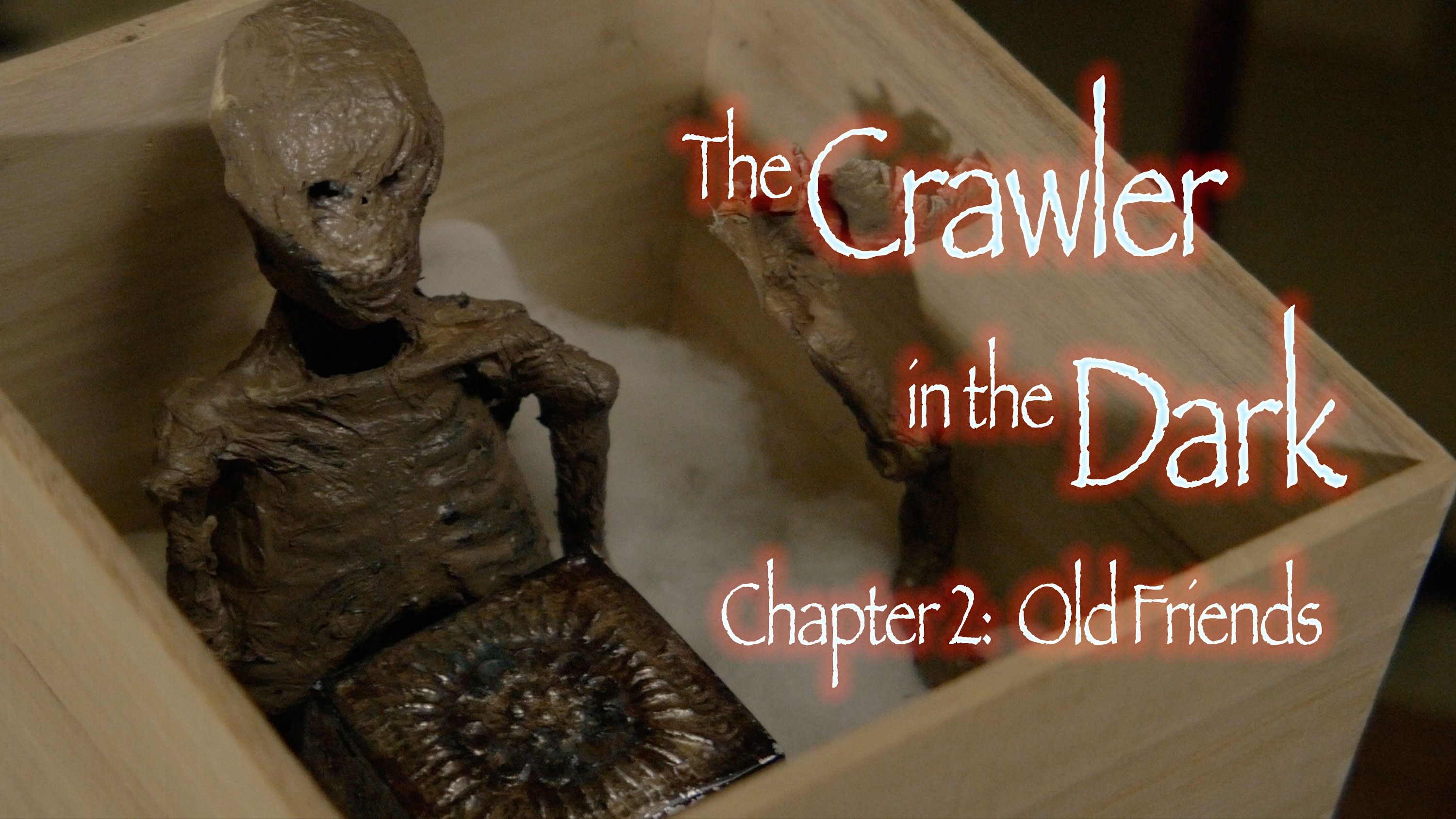 THE CRAWLER IN THE DARK